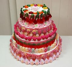 Candy cake 4