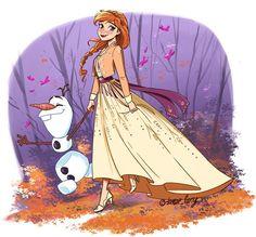 Film Disney, Arte Disney, Frozen Disney, Disney Movies, Frozen Anime, Disney Princess Drawings, Disney Princess Art, Disney Fan Art, Disney Drawings