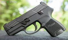 Sig Sauer P320 Subcompact Pistol