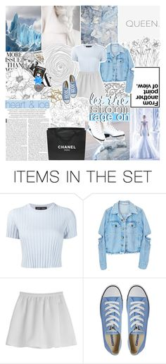 """""""✩; the cold never bothered me anyway —"""" by cosmic-qveen ❤ liked on Polyvore featuring art and cosmicmagazine"""