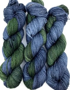 A personal favorite from my Etsy shop https://www.etsy.com/ca/listing/534066988/hand-dyed-yarn-kraken-snack-blue-grey