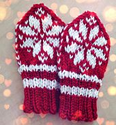 1000+ images about Baby Mittens - Knitting and Crochet ...
