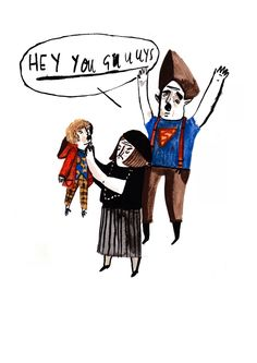 The Goonies by Dick Vincent Illustration