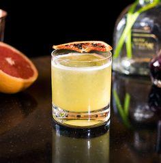 Enjoy Mercado Roma, a cocktail made with @Patrón Silver.