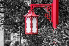 a hiding lantern.