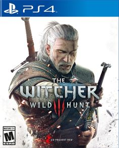 Amazon.com: The Witcher: Wild Hunt - PlayStation 4: Video Games