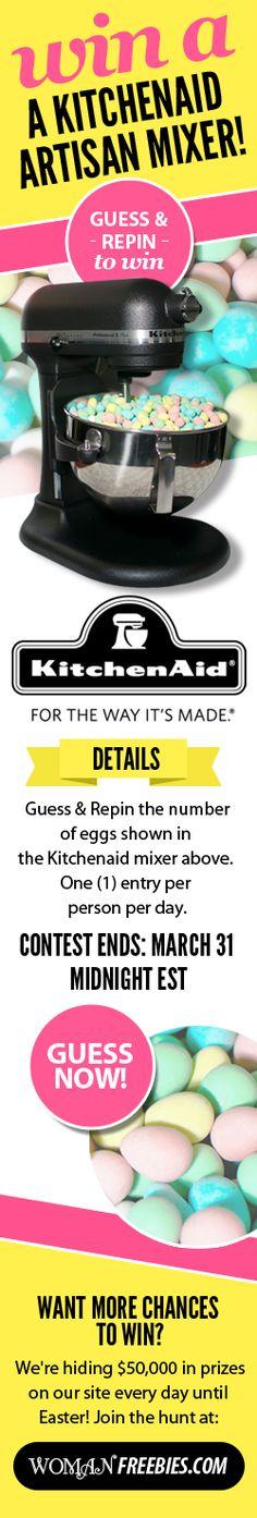 Pinterest Mini Egg Guessing Game!