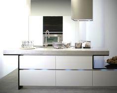 Stilhaus: Beton- Was ist Beton? Warum Beton? Beton-Impressionen - Küchenarbeitsplatten aus Granit, Kunststein, Glas, Beton und Keramik