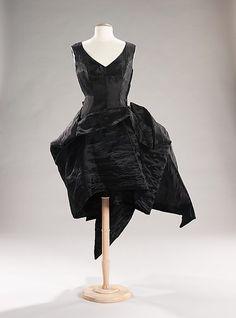 Evening Dress Yohji Yamamoto, 1997-1998