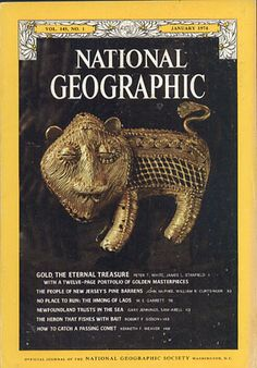 National Geographic. January 1974, National Geographic Society, 1974, http://www.antykwariat.nepo.pl/national-geographic-january-1974-p-13467.html