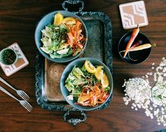 Vegan Caesar Salad (vegan, gluten free) // my natural kitchen