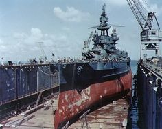 USS Pennsylvania BB-38 - Pearl Harbor survivor