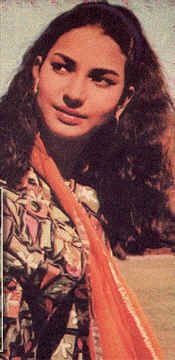 Sangeeta | Real name : Perveen Rizvi .Born in Karachi.