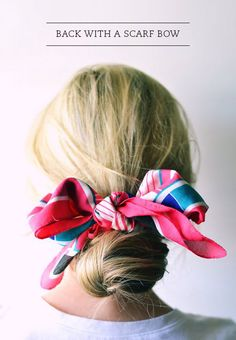 7 HAIR UP STYLES