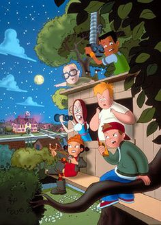 Recess: The Movie. I loved watching it. :D