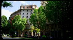 Alcalá esquina Alfonso XI #Madrid