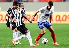 Blog Esportivo do Suíço:  Brasileirão - Série A 2014, 11ª Rodada: Atlético-MG e Bahia empatam no Independência
