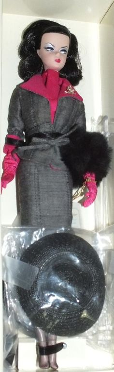 Muffy Roberts 2005 Barbie Doll ~ Fashion Model Silkstone~Robert Best #H6465 #Barbie #DollswithClothingAccessories