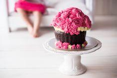 Perfect cupcake for birthday photoshooting :)