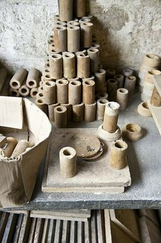 Bernard Leach Pottery Studio