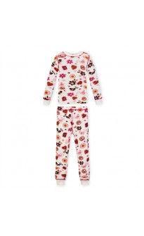 PJ Salvage Baby Newborn Infant Girl/'s Cotton Knit Lounge Cowboy Print Pant