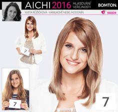 Finále AICHI 2016: Yveta Růžičková - Vanilkové Nebe, Hodonín Hair Beauty, Cute Hair