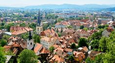 Zagreb and Ljubljana via the Alps Holidays by Train