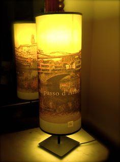 """""""L'AltroVerso"""" - Leggère Luci - Ponte Vecchio  di AltroVerso su DaWanda.com"""