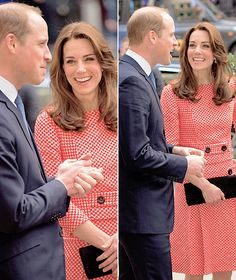 Duke and Duchess of Cambridge, March 2016