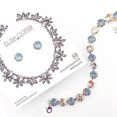 Don't worry we have it in #blue too so #moms with a #babyboyontheway can sparkle too! On line now at www.jeweliette.com