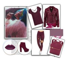 """""""Untitled #385"""" by sikarjazmin on Polyvore featuring Aéropostale, Haute Hippie and Sophie Hulme"""