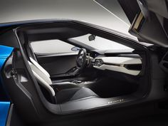 Ford Tests Consumer Insights for Interior Design