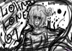 Lolina Lone sketch