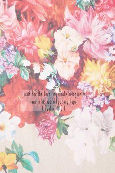 Psalm 130:5