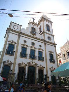Igreja Nossa Senhora do Livramento - Recife/PE
