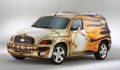 Photo HHR Chevrolet how mach. Specification and photo Chevrolet HHR. Auto models Photos, and Specs Subaru, Mercedes Benz B200, Chevy Hhr, Car Paint Jobs, Panel Truck, Grand Caravan, Honda Odyssey, Cute Cars, Automotive Art