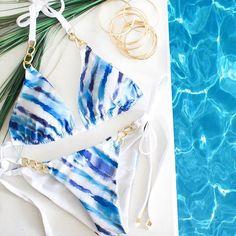 Want to take a dip with us!? #LadyLux #LadyLuxSwimwear #Bikinis