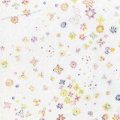 Nani Iro Field STAR (various colours) - Jones & Vandermeer