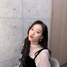Kpop Girl Groups, Korean Girl Groups, Kpop Girls, April Kpop, Fresh Lip, Cool Face, Cosmic Girls, Just Girl Things, Chinese Actress