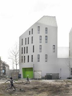 paris social housing - Google 검색