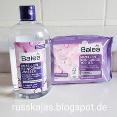 .Russkajas Beauty.: Review - Balea Mizellenwasser + Mizellenreinigungs...