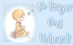 No Prayer Goes Unheard