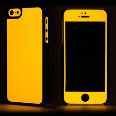 iPhone 5S Case Glow Series Orange