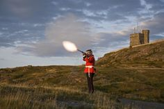 Military and communications history come alive at Signal Hill National Historic Site, NL
