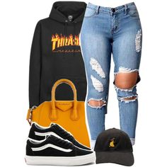 Rocking Thrasher, now I'm rad now. by princess-alexis18 on Polyvore featuring Vans and Givenchy