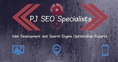 PJ SEO Specialists - Service providers for , and for a , , and search engines ! Internet Marketing, Social Media Marketing, Seo Specialist, Seo Consultant, Presentation Video, Informational Writing, Create Website, Yahoo Search, Web Development