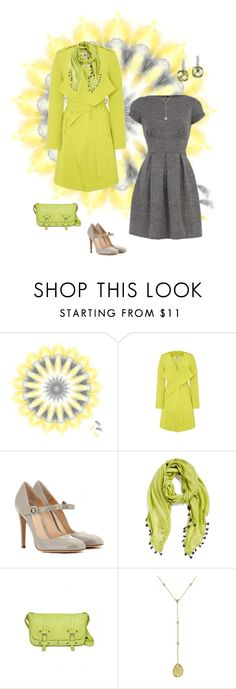 """""""Untitled #6609"""" by msdanasue ❤ liked on Polyvore featuring moda, Gianvito Rossi, La Fiorentina, women's clothing, women, female, woman, misses y juniors"""