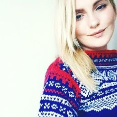 Marius Norway, Christmas Sweaters, Blouse, How To Make, Tops, Women, Fashion, Moda, Fashion Styles