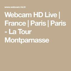 Webcam HD Live | France | Paris | Paris - La Tour Montparnasse