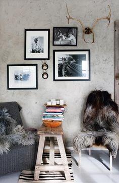 Scandinavian cabin'ish